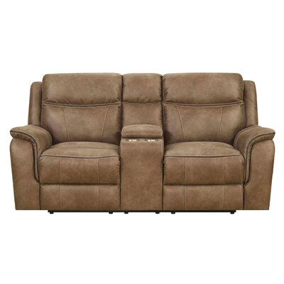 Roddy Console Reclining Loveseat Reclining Type: Power