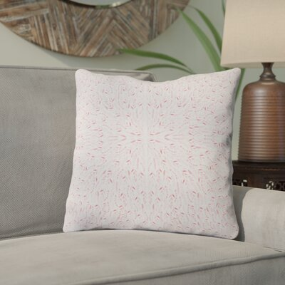 Holley Mist Outdoor Throw Pillow Size: 18 H x 18 W x 5 D