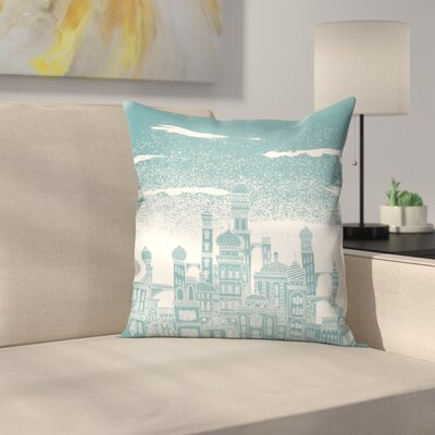 Neptune Throw Pillow Size: 20 x 20