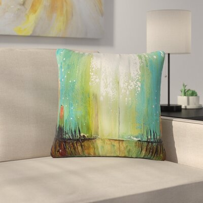 Steven Dix Twilight Imaginings Outdoor Throw Pillow Size: 16 H x 16 W x 5 D