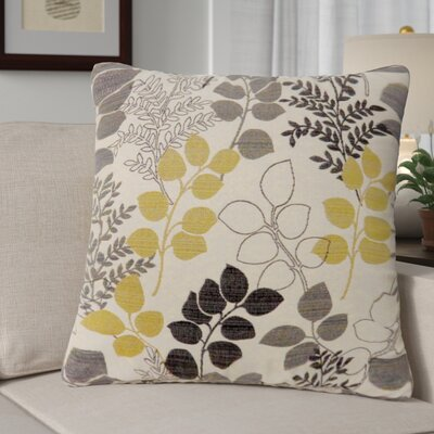 Brehmer Contemporary Throw Pillow Size: 22 x 22