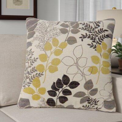 Brehmer Contemporary Throw Pillow Size: 18 x 18