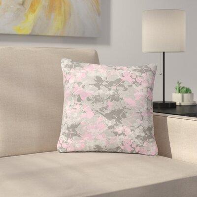 Carolyn Greifeld Blissed Digital Outdoor Throw Pillow Size: 18 H x 18 W x 5 D