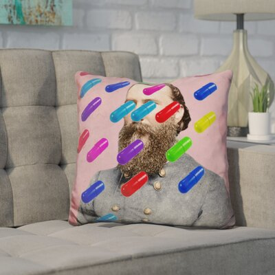 Kammer Major Pill Throw Pillow