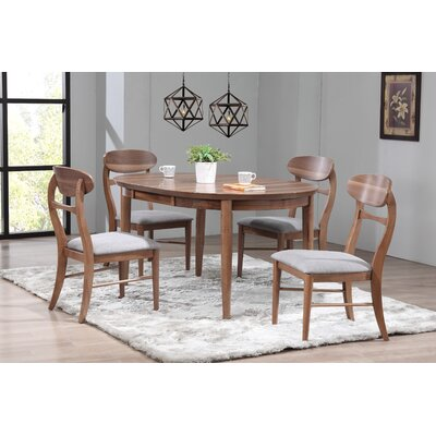 Chau 5 Piece Dining Set