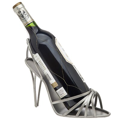 High Heel 1 Bottle Tabletop Wine Rack
