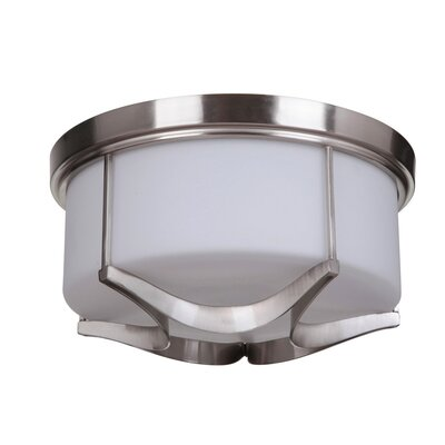 Holbert 3-Light Flush Mount