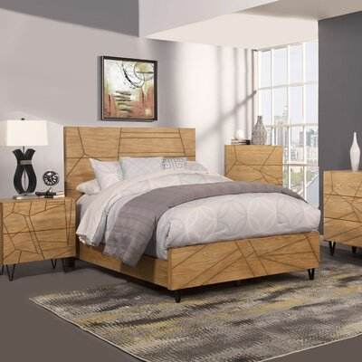 Riverton Platform Bed Size: Full