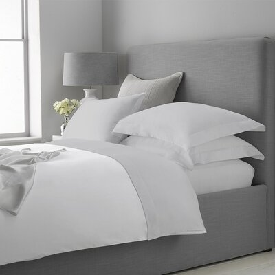 Macfarlane Cashmere 400 Thread Count Sheet Set Size: Queen, Color: Gray