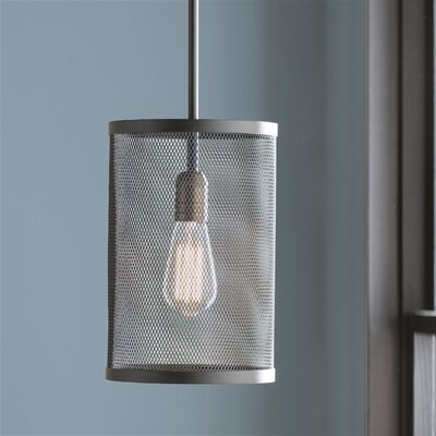 Amold 1-Light Mini Pendant Bulb Type: MB