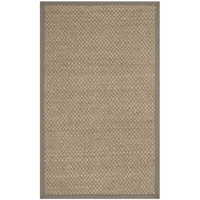 Shoreham Beige Area Rug Rug Size: Rectangle 3 x 5