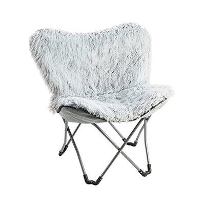 Lopp Fur Lounge Chair