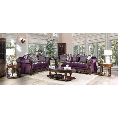 Ridenhour Configurable Living Room Set