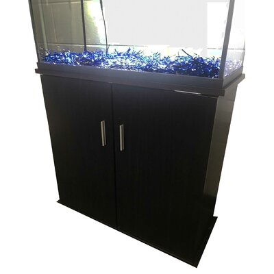Modern KD Aquarium Stand Size: 28.5 H x 37 W x 19 D