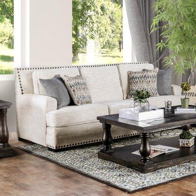 Mathieson Sofa Upholstery: Ivory