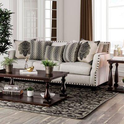 Myra Sofa Upholstery: Beige
