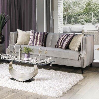 Mylor Sofa Upholstery: Gray