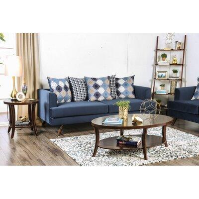 Landover Sofa Upholstery: Blue