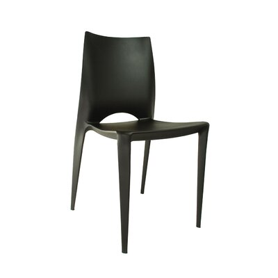 Dolce Dining Chair Color: Black
