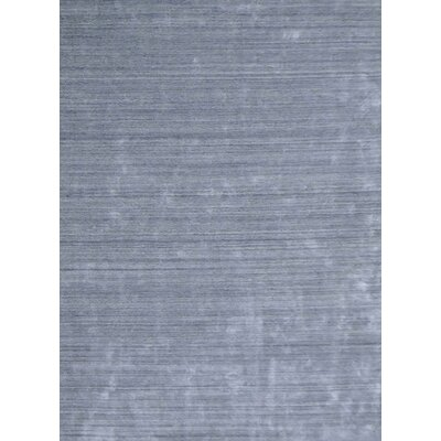 Dinardo Light Gray Area Rug Rug Size: Rectangle 8 x 10