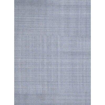 Honig Blue Area Rug Rug Size: Rectangle 8 x 10