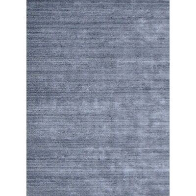 Dinardo Light Gray Area Rug Rug Size: Rectangle 5 x 8