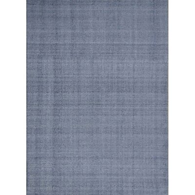 Honig Blue Area Rug Rug Size: Rectangle 5 x 8