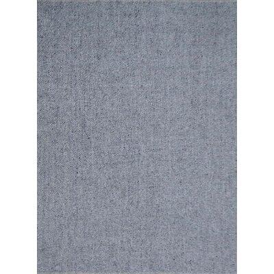 Dinan Silver Area Rug Rug Size: Rectangle 8 x 10