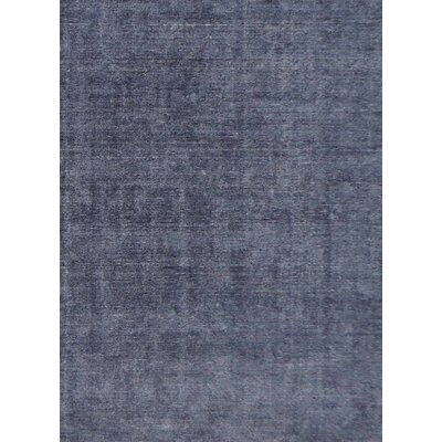 Dimond Charcoal/Gray Area Rug Rug Size: Rectangle 8 x 10