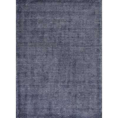 Dimond Charcoal/Gray Area Rug Rug Size: Rectangle 5 x 8