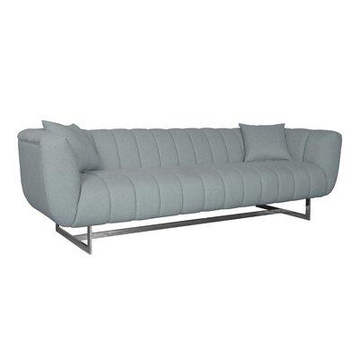 Kushner Sofa Upholstery: Gray