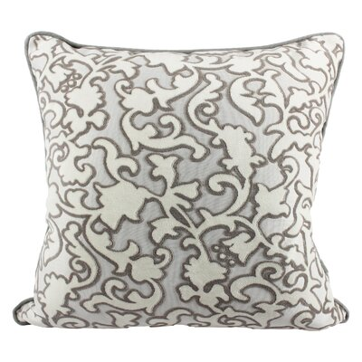 Hittle Modern Velvet Throw Pillow