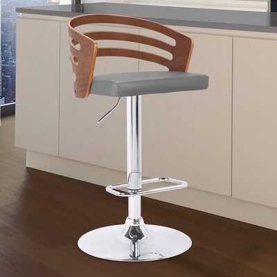 Jaydin Adjustable Height Swivel Bar Stool