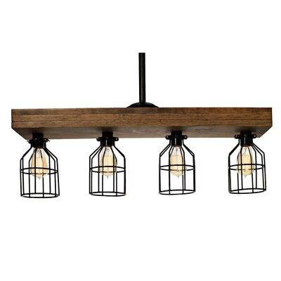 Cosima 4-Light Kitchen Island Pendant