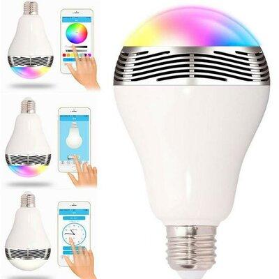 50 W Equivalent E27 LED Standard Light Bulb