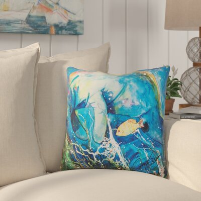 Tottenham Reef Indoor/Outdoor Throw Pillow