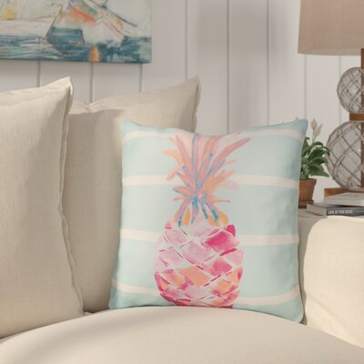 Griffith Pineapple Indoor/Outdoor Throw Pillow