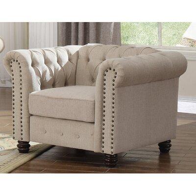Howington Armchair Upholstery: Beige