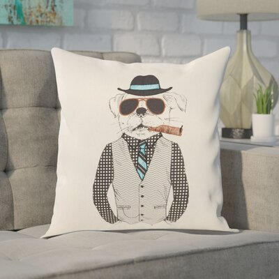 Atchison Cotton Throw Pillow
