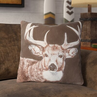 Nuno Buck Indoor/Outdoor Throw Pillow