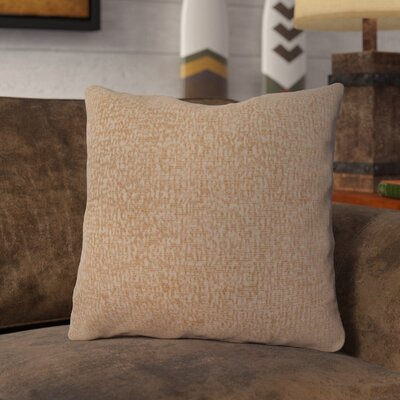Kuehn Throw Pillow Color: Cream