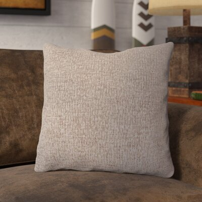 Kuehn Throw Pillow Color: Gray