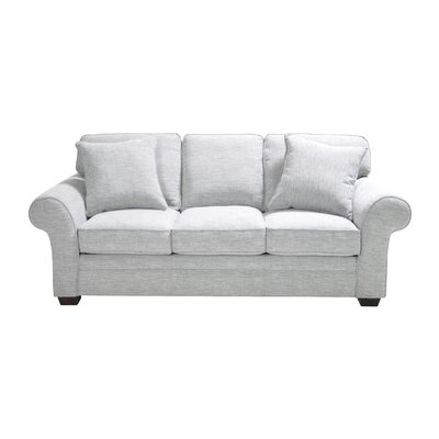 Huggins Stationary Sofa Upholstery: Light Gray