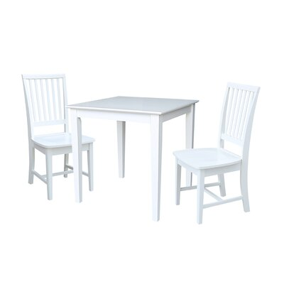 Crofoot 3 Piece Dining Set