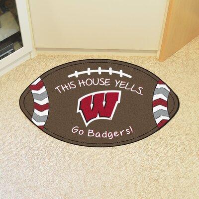 NCAA Wisconsin Southern Football Utility Mat