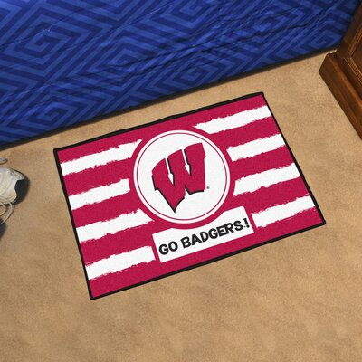 NCAA Wisconsin Southern Utility Mat