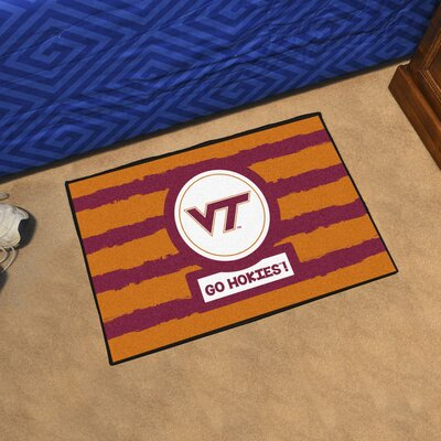NCAA Virginia Tech Southern Utility Mat