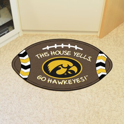 NCAA Iowa Southern Football Utility Mat