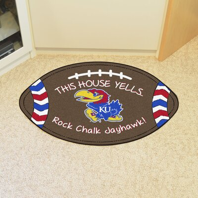 NCAA Kansas Southern Football Utility Mat