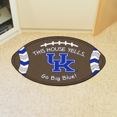 NCAA Kentucky Southern Football Utility Mat